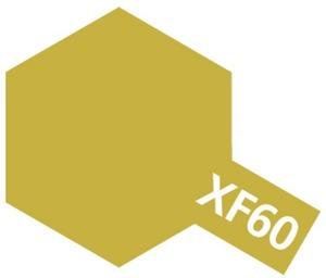 XF-60 DARK YELLOW