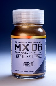 [MX-06] Pure Gold (18ml,메탈릭)