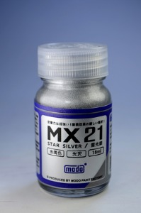 [MX-21] Star Silver (18ml,메탈릭)