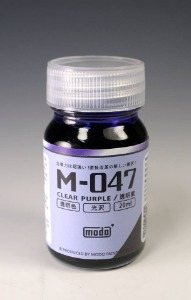 [M-047] Clear Purple (18ml,클리어)